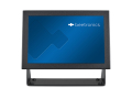 7 Zoll Monitor Metall frontale Ansicht