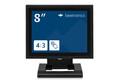 8 Zoll Touchscreen Metall (4:3) - Vorderansicht